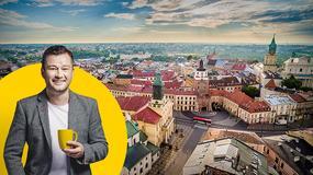Onet Rano w Lublinie. Kolejna pozawarszawska trasa porannego programu Jarosława Kuźniara [NA ŻYWO]