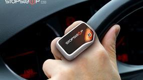 Alarm dla kierowców zapobiegający zasypianiu