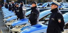 Podkarpacka policja dostała nowiutkie radiowozy