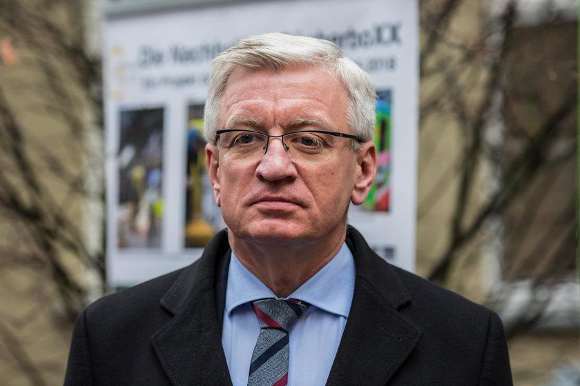 Poznań: strażnicy miejscy zdjęli plakaty Andrzeja Dudy. Interweniuje MSZ