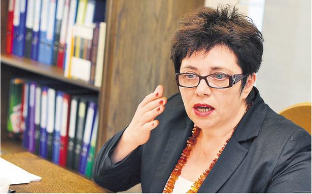 Renata Tubisz: Nigdy nie lubiłam porównania wykonawców do pieniaczy. Odwoływanie się to święte prawo przedsiębiorców. Fot. Marek Matusiak