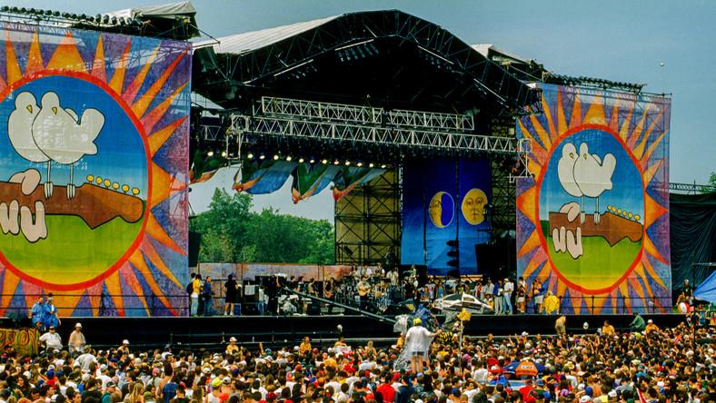 Festiwal w Woodstcok powróci.To zdjęcie z edycji, która odbyła się w 1994 roku.