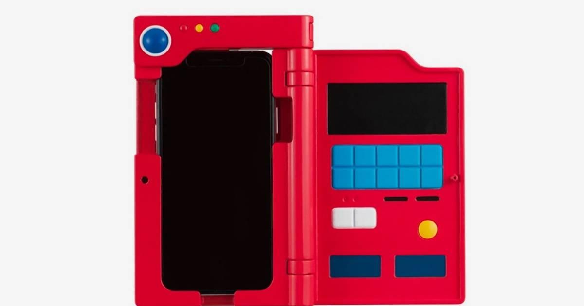 Es gibt jetzt eine Pokédex-iPhone-Hülle!