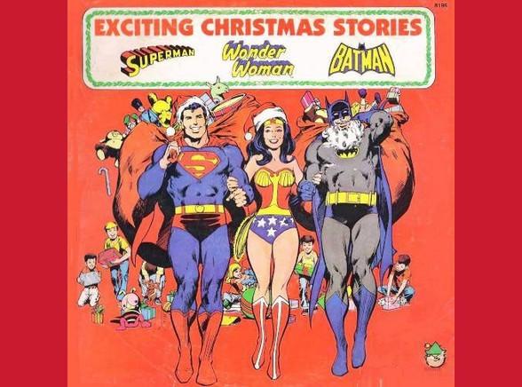 Choć Mikołaj jest święty, to nie taki super, jak jego superpomocnicy