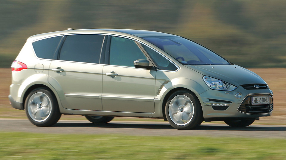 Ford S-Max I (2006-14) – 2010 r./30 800 zł