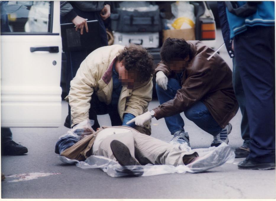 Rohács állítása szerint 15 ezer márkát kapott a gyilkosságért/ Fotó: RAS-archívum