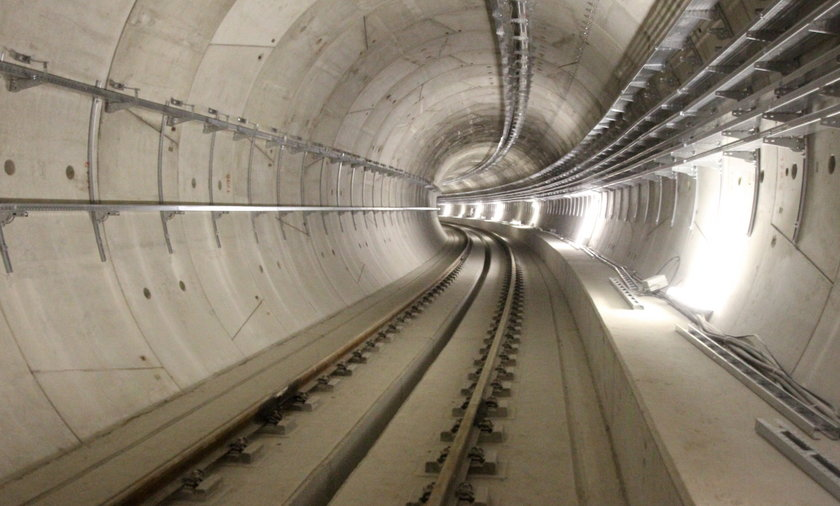 Łącznik metra prawie gotowy