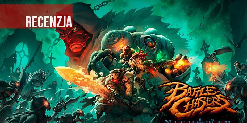 Recenzja Battle Chasers: Nightwar. Komiksowy jRPG z wysokiej półki