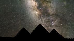 Zaginione piramidy