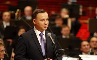 Prezydent o konflikcie z Macierewiczem: Ja tej sprawy nie rozumiem i ona mnie ogromnie boli