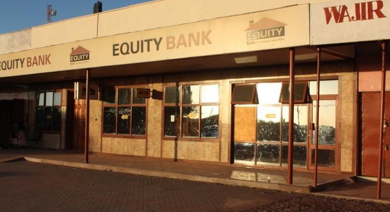 Equity Bank.