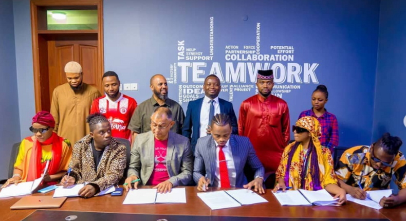 WCB team enter deal with music app, Mziiki