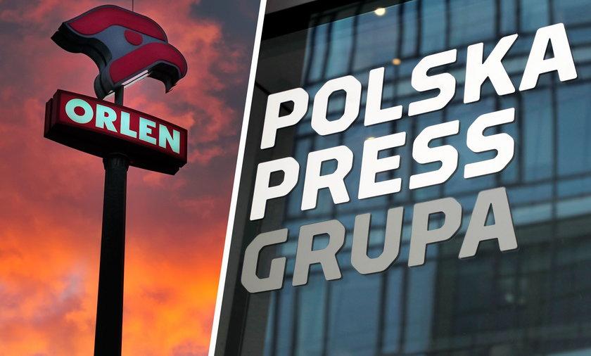 Orlen pod koniec ubiegłego roku przejął grupę Polska Press