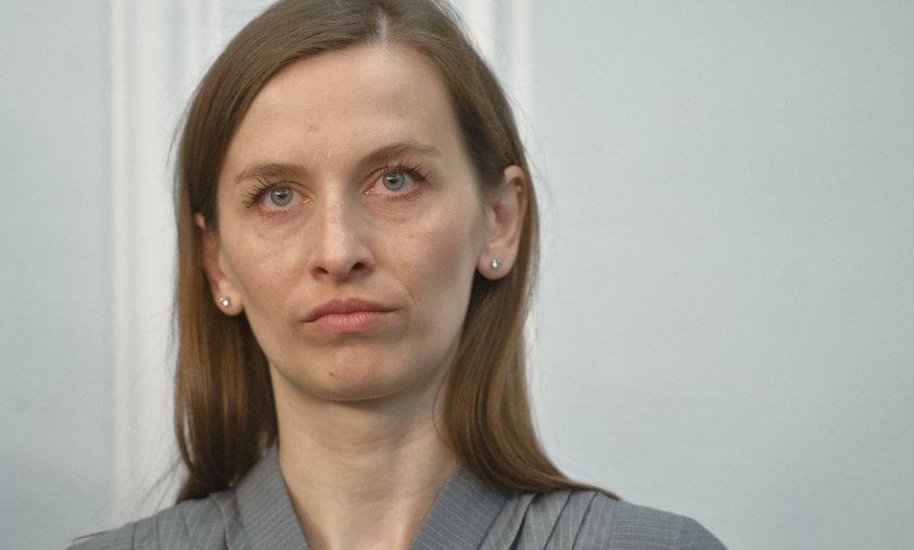 Sylwia Spurek, była zastępczyni Rzecznika Praw Obywatelskich