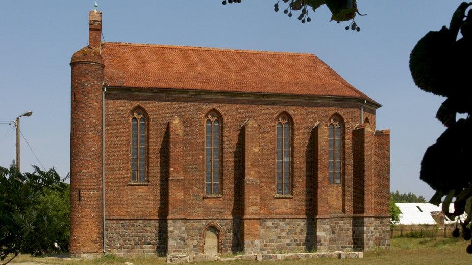 Kościół św. Stanisława w Chwarszczanach