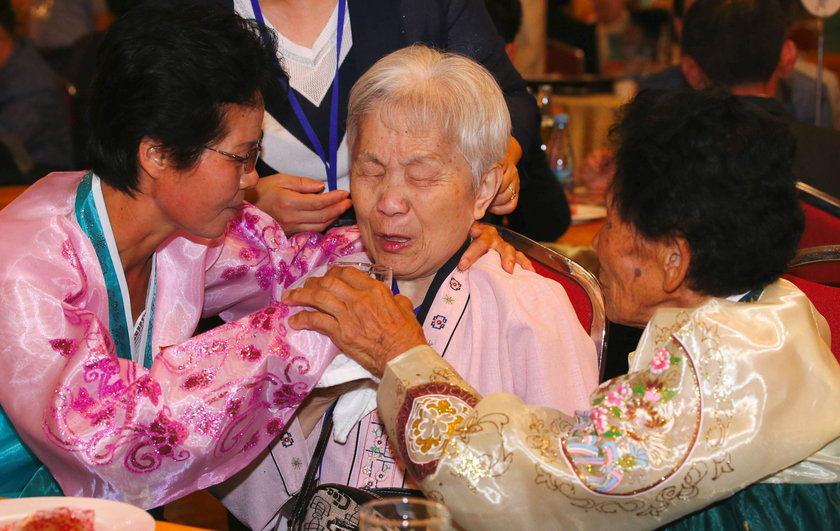 Korea. 92-letnia Lee Keum-seom odnalazła syna po 68 latach