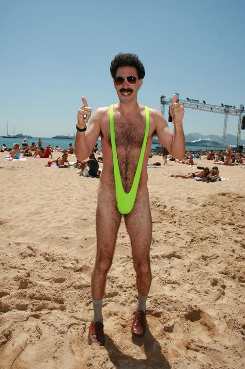 Borat w wersji oryginalnej