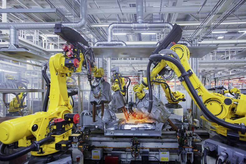 Fabryka VW - zdjecie poglądowe
