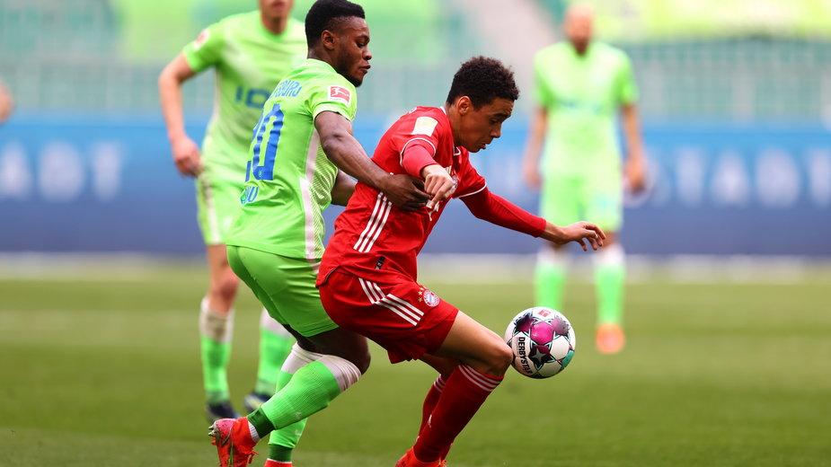 VfL Wolfsburg - Bayern Monachium