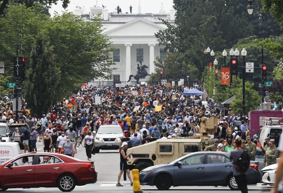 Zvaničnici procenjuju da bi protest u Vašingtonu mogao da bude najmasovniji ikada