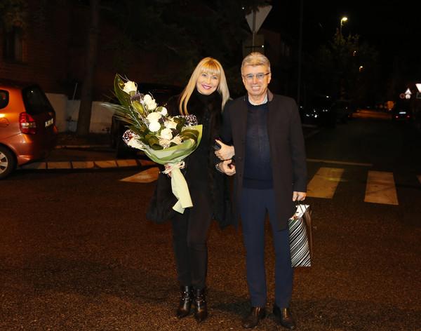 Sasha Popovic and Susanna Jovanovic