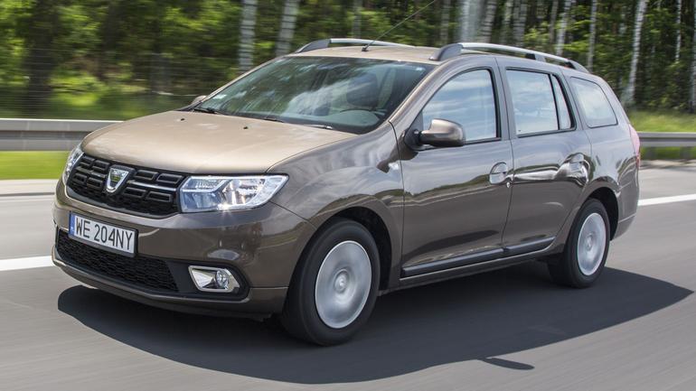 Dacia Logan MCV - duże kombi za 48 tys. zł