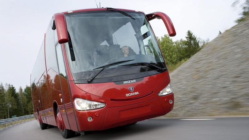Scania Irizar New Century 12.35
