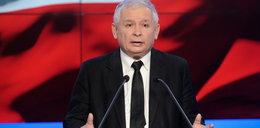 Kaczyński ostro do Ukraińców