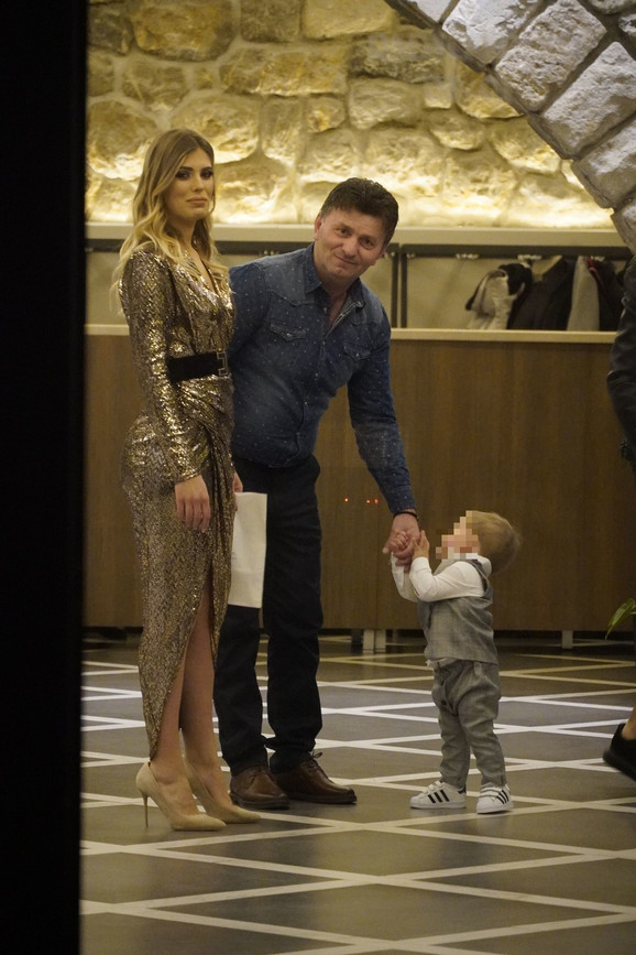 Rođendan sina Luke Jovića