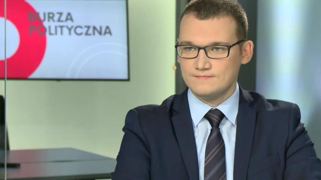 Burza polityczna. Paweł Szefernaker