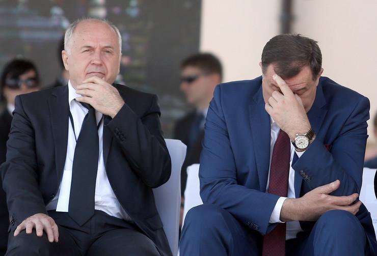 Valentin Incko i Milorad Dodik