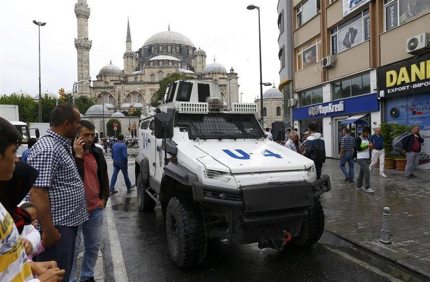 Zamach w dawnej stolicy Turcji