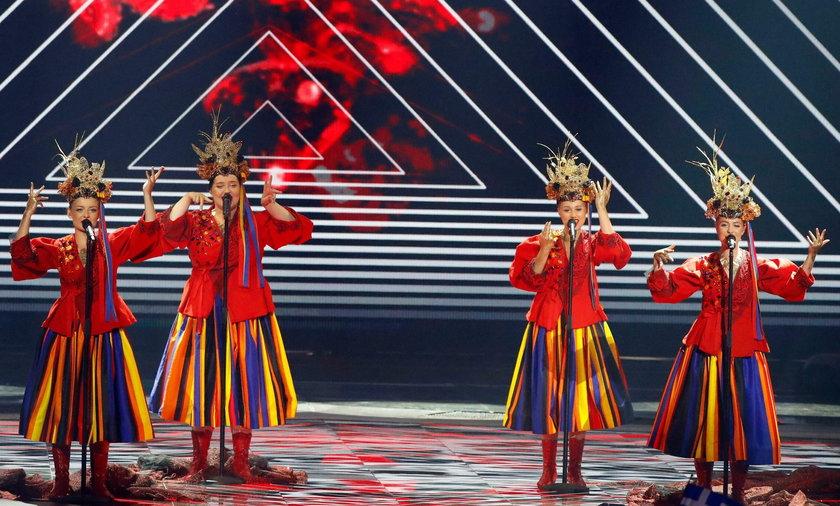 Na Eurowizji Polskę reprezentowała Tulia