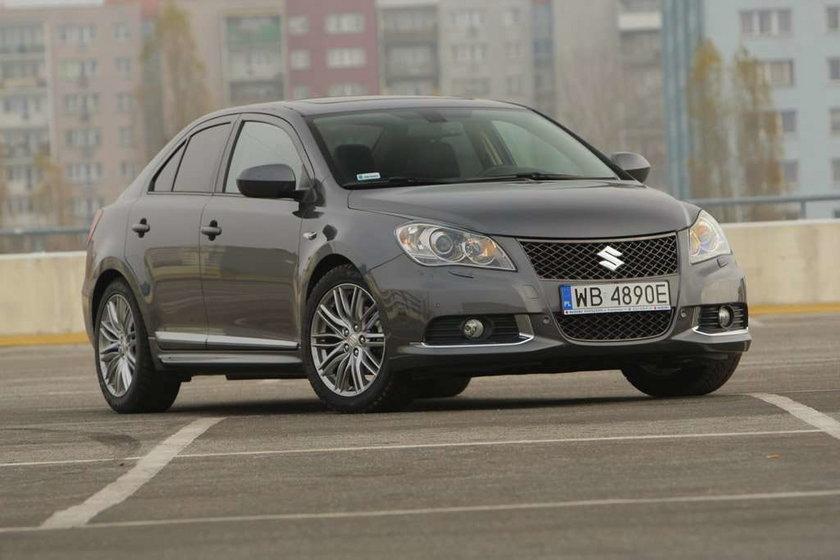 Suzuki, auto, samochód, osobówka,