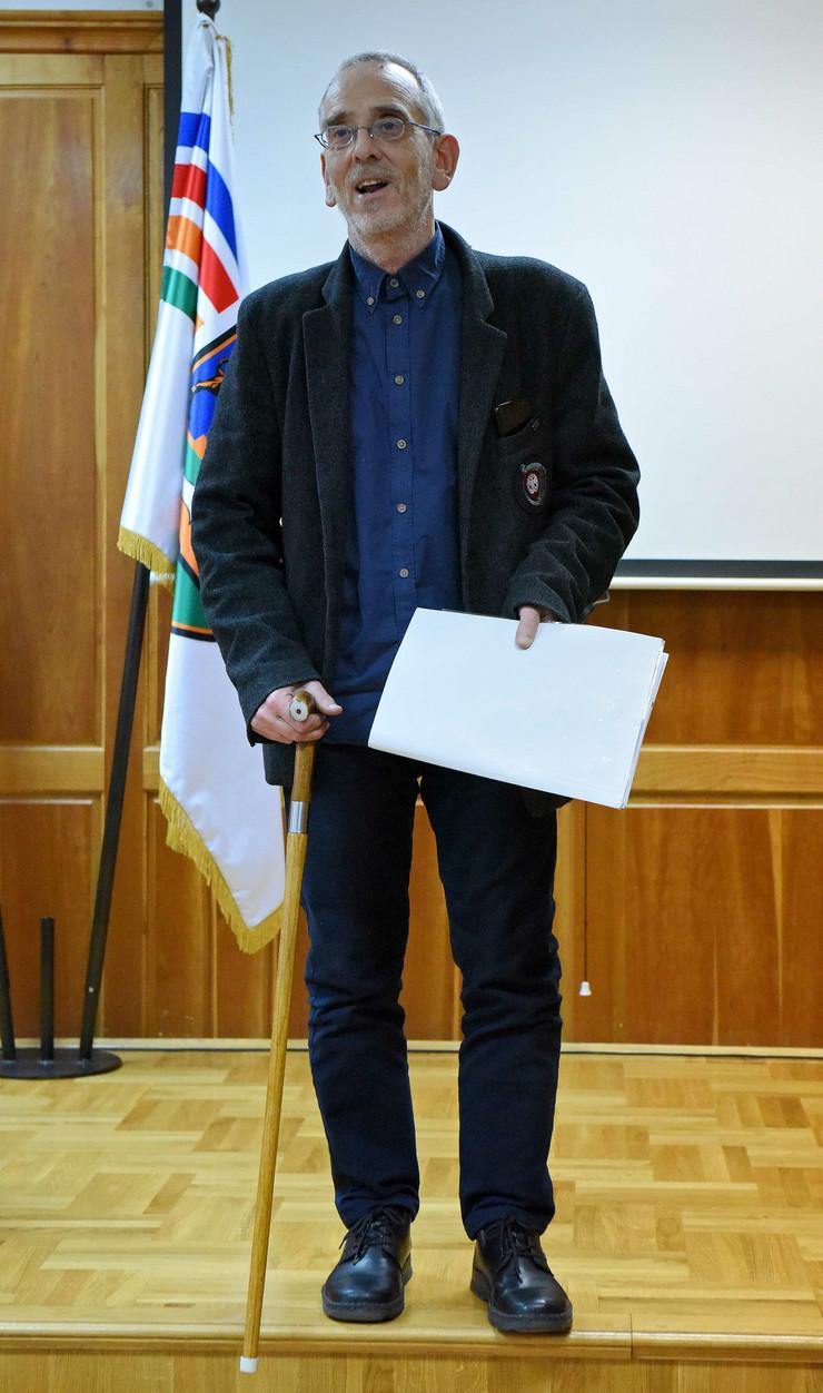 Nebojša Arsenijević, bahati rektor iz Kragujevca