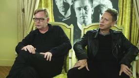 Wywiad z Depeche Mode. Andy Fletcher i Martin Gore przepytani przez Pawła Kostrzewę