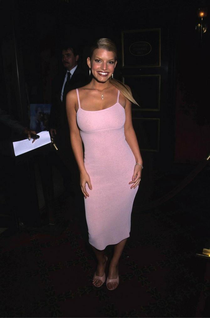 Džesika davne 2000. godine
