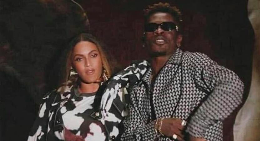 Shatta Wale and Beyoncé's Already song
