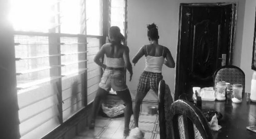 Wiyaala shows twerking skills