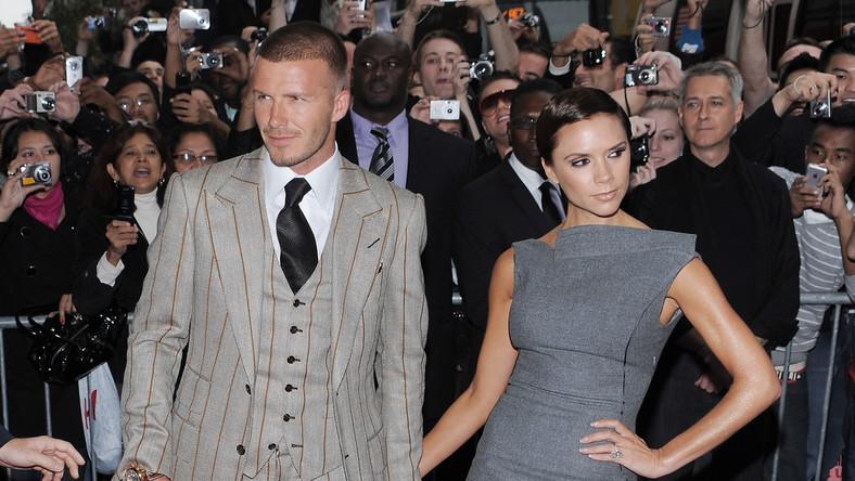 David i Victoria Beckham to jedna z najbardziej medialnych par show biznesu