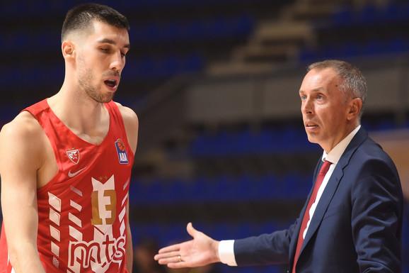 """ZVEZDA NAPADA OKRNJENI """"PONOS IZRAELA"""" Tomić uverava: Makabi je jak, ima dobre navijače, ali i MANE"""