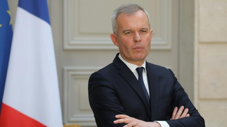French Environment Minister Francois de Rugy says he is the victim of a 'machine launched to attack me'