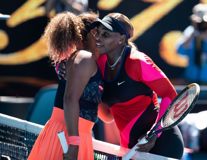 Serena čestitala pobedu Naomi