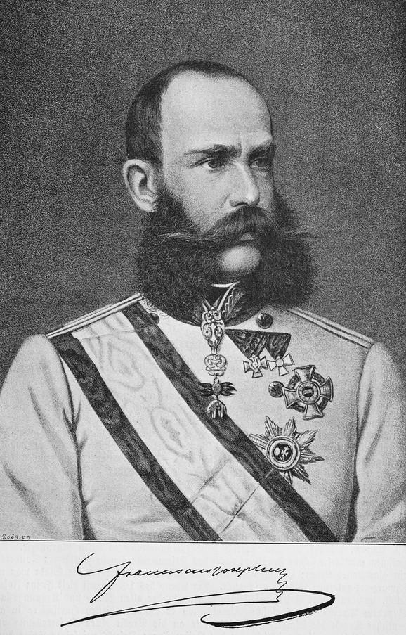 Franz Joseph profimedia