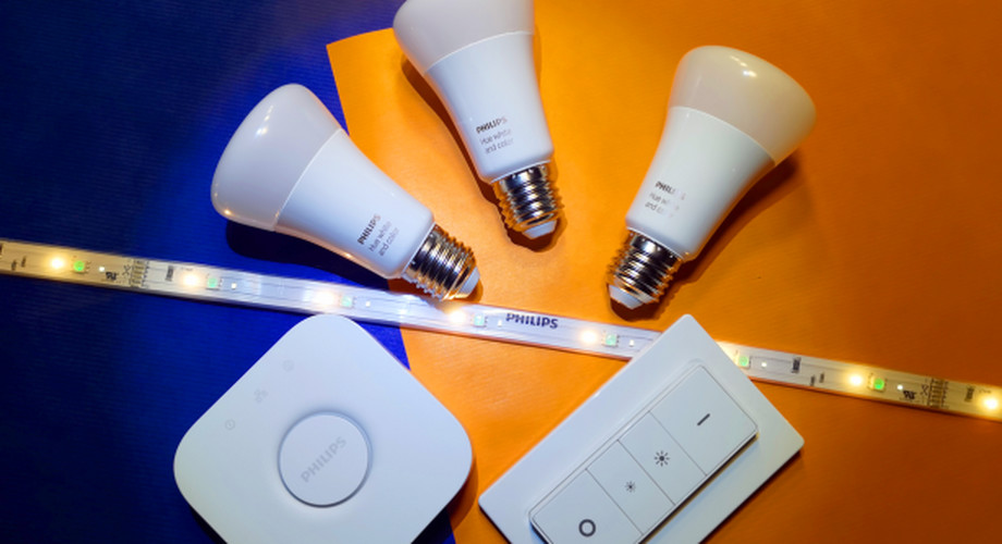 Philips Hue im Test: Smartes Licht per App