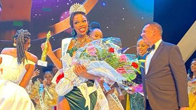 MBGN 2021: Miss Abuja Oluchi Madubuike crowned Most Beautiful Girl in Nigeria