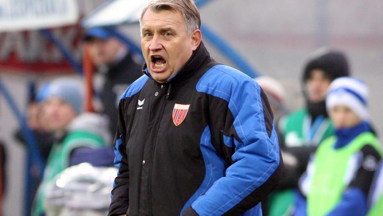 Kolejny trener stracił pracę w Ekstraklasie