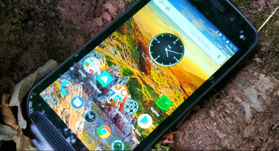 Outdoor-Smartphones: Handys für draußen
