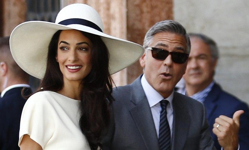 Ślub Amal Alamuddin i George Clooney