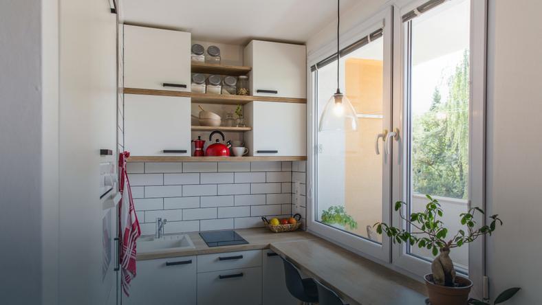 Jak Urzadzic Mala Kuchnie Sposoby Na Niewielki Metraz Dom